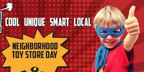 Neighborhood Toy Store Day tickets