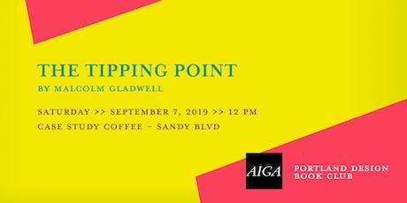 AIGA Portland Design Book Club, September 2019 tickets