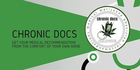 Chronic Docs-100% Virtual Patient Recommendation From Home tickets