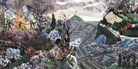 Copy of ARThub 17 Mood and Atmosphere, Drawing at the Allotments 3 with Max Naylor tickets