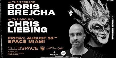 Boris Brejcha (Terrace) + Chris Liebing (Ground)