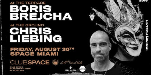 Boris Brejcha (Terrace) + Chris Liebing (Ground)