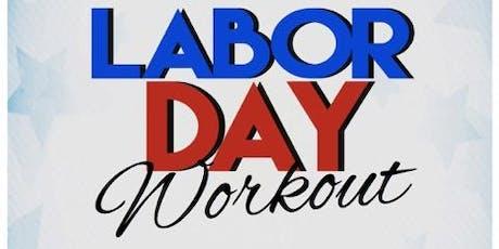 DDF Labor Day Workout tickets