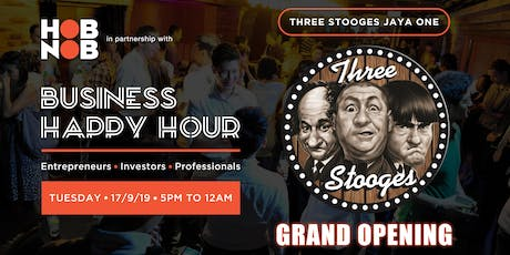 Hobnob X Business Networking & Happy Hour ( Jaya One, Petaling Jaya ) tickets