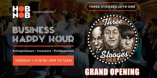 Hobnob X Business Networking & Happy Hour ( Jaya One, Petaling Jaya )