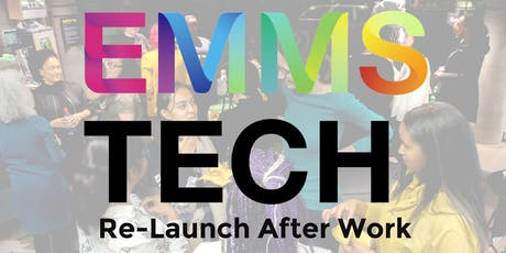 EmmsTech Re-Launch AW  tickets