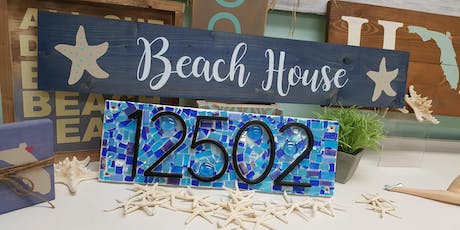 Mosaics at The Beach! tickets