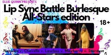 Lip Sync Battle Burlesque