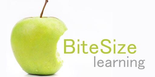 First 5 Bitesize Workshop - Women's Health