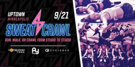 Sweat Crawl - Uptown (Minneapolis) - September 21st tickets