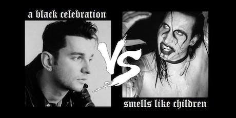 A Black Celebration - ABC vs Smells Like Children tickets