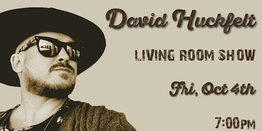 David Huckfelt (of The Pines) House Concert