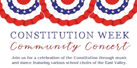 Constitution Week Community Concert tickets