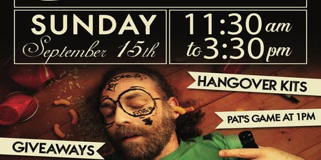 Hungover AF Brunch At The Lansdowne Pub! tickets