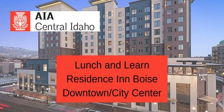 AIA Central Idaho September Luncheon Meeting tickets