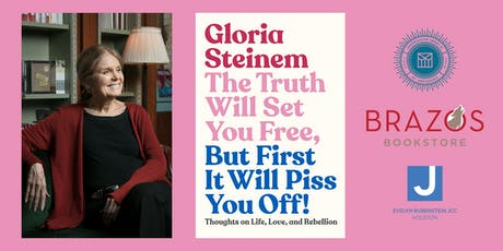 An Evening with Gloria Steinem tickets