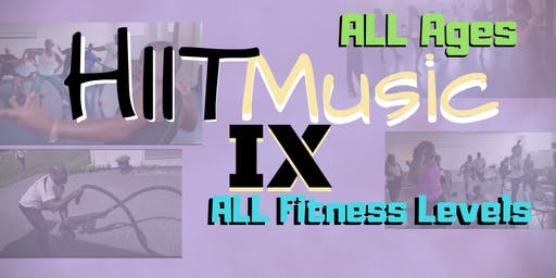 Half Workout/ Half Zumba for All Ages! (H.I.I.T Music IX)