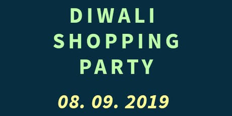 Navratri & Diwali Shopping Party tickets