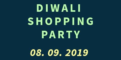 Navratri & Diwali Shopping Party