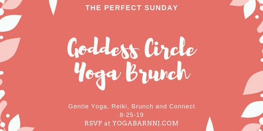 Goddess Circle Yoga Brunch!