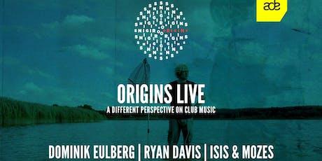Origins LIVE tickets