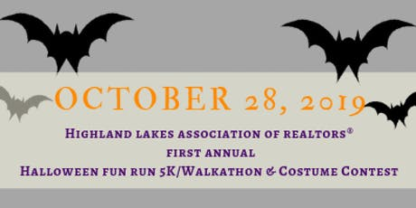 Halloween Fun Run 5K, Zombie Crawl & Costume Contest tickets