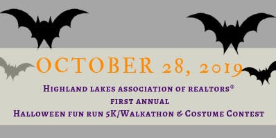 Halloween Fun Run 5K, Zombie Crawl & Costume Contest