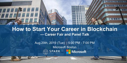 2019 Boston Blockchain Career Fair and Networking Event