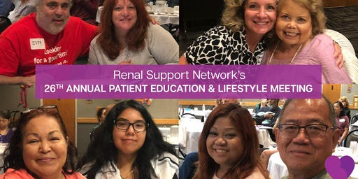 Kidney Patient Education & Lifestyle Meeting
