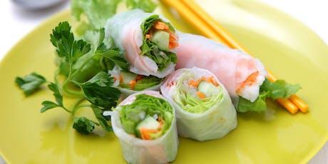 Vietnamese Favourites Cooking Class tickets