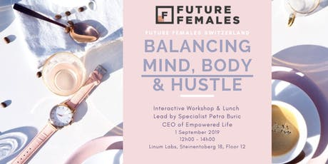 LET'S BRUNCH: BALANCING MIND, BODY & HUSTLE tickets