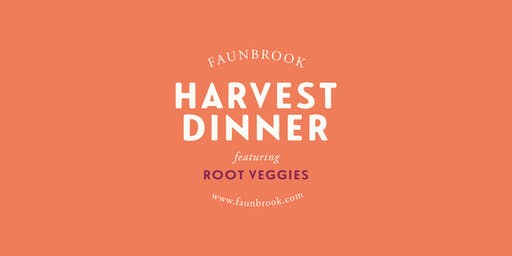 Harvest Dinner - Local Food, Beer, Cider and Live Music