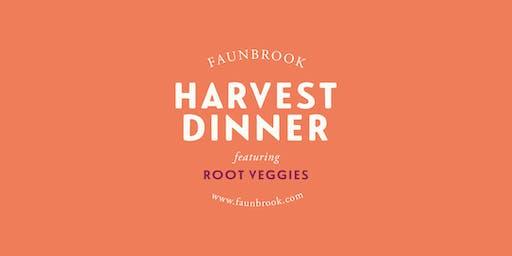 Harvest Dinner - Local Food, Beer, Cider and Live Music
