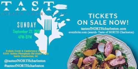 2nd Annual Taste of North Charleston tickets