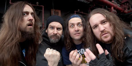 MUNICIPAL WASTE & NAPALM DEATH, with Sick Of It All, Take Offense. tickets