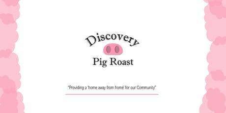 Discovery Pig Roast tickets