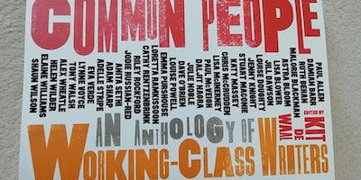 "Abbey Book Club - ""Common People - an Anthology of Working Class Writers\"""