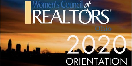 Women's Council Of Realtors State of Ohio 2020 Orientation  tickets