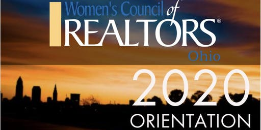 Women's Council Of Realtors State of Ohio 2020 Orientation