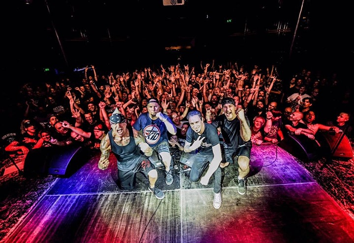 MUNICIPAL WASTE & NAPALM DEATH, with Sick Of It All, Take Offense. image