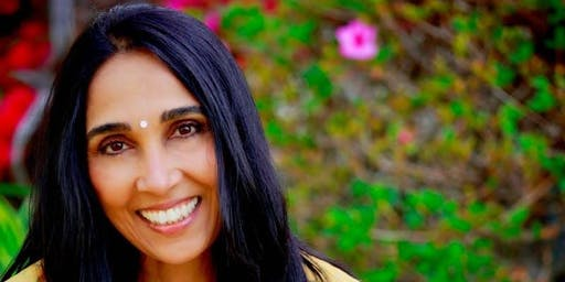 Tap Into Your Energy Source - An Enlightening Evening with Rajshree Patel
