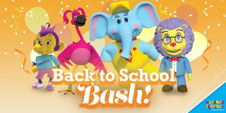 Bubbles' Big Back to School Bash tickets