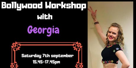 Bollywood Workshop with Georgia tickets