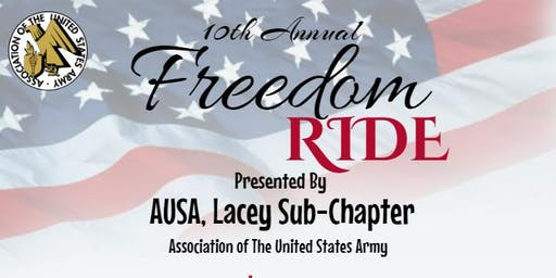 10th Annual Freedom Ride