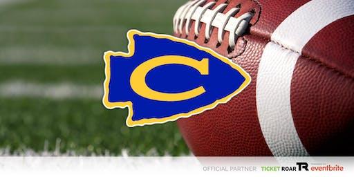 Edge vs Princeton Clark MS Football