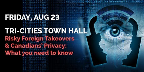 TRI-CITIES TOWN HALL tickets
