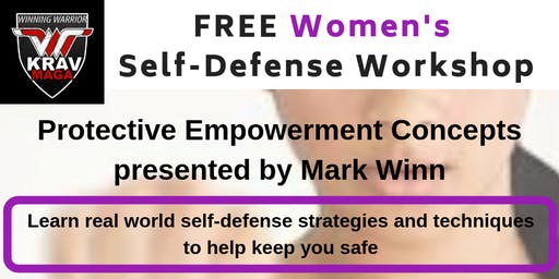 Women's Self Defense Workshop - 2019