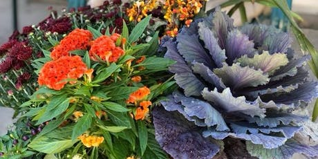 Fall Potting with a Twist tickets