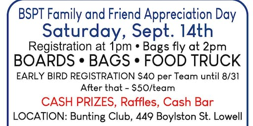 Bay State Physical Therapy Family and Friends Appreciation Day
