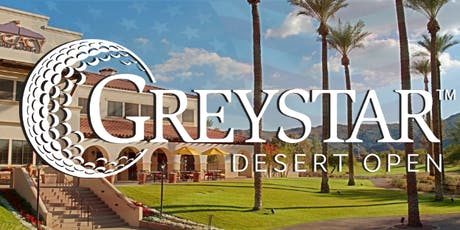 Greystar Desert Open 2020 tickets
